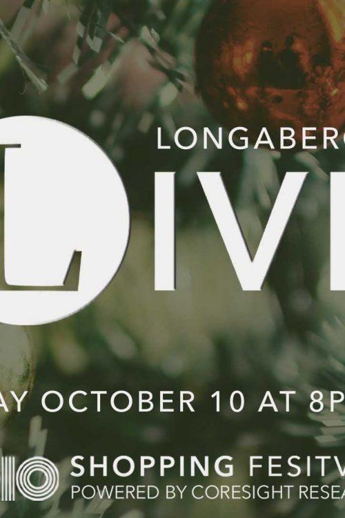 Longaberger Live Graphic